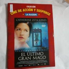 Cine: CTN1788 EL ÚLTIMO GRAN MAGO DVD EDICION CARTON SEGUNDAMANO. Lote 245312880