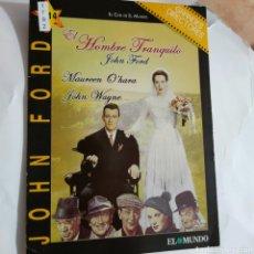 Cine: CTN1792 EL HOMBRE TRANQUILO DVD EDICION CARTON SEGUNDAMANO. Lote 245312975