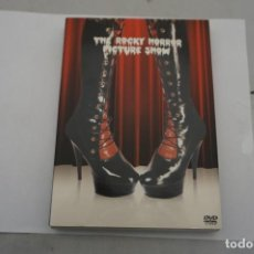 Cine: 2.B5/ 1 X DVD - THE ROCKY HORROR PICTURE SHOW - INCLUYE POSTALES / JIM SHARMAN. Lote 245364370