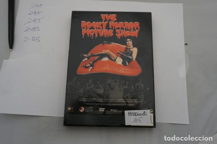 Cine: 2.B5/ 1 x DVD - THE ROCKY HORROR PICTURE SHOW - INCLUYE POSTALES / JIM SHARMAN - Foto 6 - 245364370