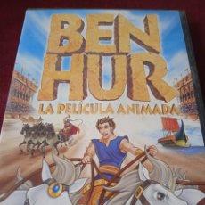 Cine: BEN-HUR LA PELÍCULA ANIMADA. Lote 245365700