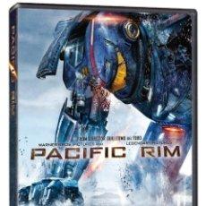 Cine: PACIFIC RIM - DVD PRECINTADO DIRIGIDO POR GUILLERMO DEL TORO CON IDRIS ELBA. Lote 245461060