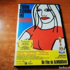 Cine: TODO SOBRE MI MADRE DVD AÑO 1999 PEDRO ALMODOVAR PENELOPE CRUZ MARISA PAREDES CANDELA PEÑA. Lote 245462720