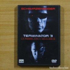 Cine: TERMINATOR 3 - 2 DVD. Lote 245467150