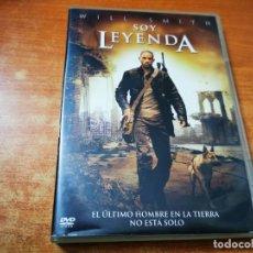 Cine: SOY LEYENDA DVD DEL AÑO 2007 ESPAÑA WILL SMITH DIRIGE FRANCIS LAWRENCE. Lote 245469895