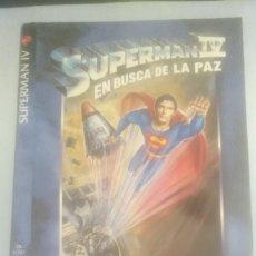Cine: LOTE DVD SUPERMAN IV: EN BUSCA DE LA PAZ (DESCATALOGADO CON CHRISTOPHER REEVE, GENE HACKMAN ). Lote 245505130