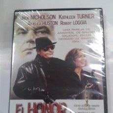 Cine: EL HONOR DE LOS PRIZZI. PRECINTADA. Lote 245779980