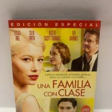 Cine: S420 UNA FAMILIA CON CLASE DVD COMO NUEVO. Lote 245780400