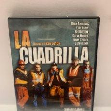 Cine: S420 LA CUADRILLA DVD COMO NUEVO. Lote 245780515