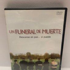 Cine: S420 UN FUNERAL DE MUERTE DVD COMO NUEVO. Lote 245781020