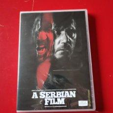 Cine: A SERBIAN FILM - NUEVA PRECINTADA - VERSIÓN ORIGINAL SUBTITULADA AL ESPAÑOL - EDICIÓN LIMITADA. Lote 245781065