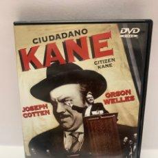 Cine: S420 CIUDADANO KANE DVD COMO NUEVO. Lote 245781100
