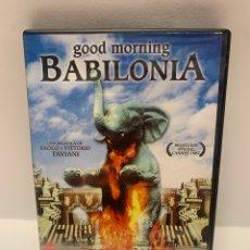 Cine: S420 GOOD MORNING BABILONIA DVD COMO NUEVO. Lote 245781260