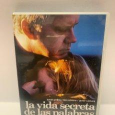 Cine: S420 LA VIDA SECRETA DE LAS PALABRAS DVD COMO NUEVO. Lote 245781480