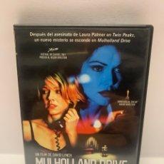 Cine: S420 MULHOLLAND DRIVE DVD COMO NUEVO. Lote 245781630