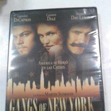 Cine: GANGS OF NEW YORK. PRECINTADA. Lote 245781680
