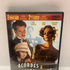 Cine: S420 ACORDES & DESACUERDOS DVD COMO NUEVO. Lote 245781735