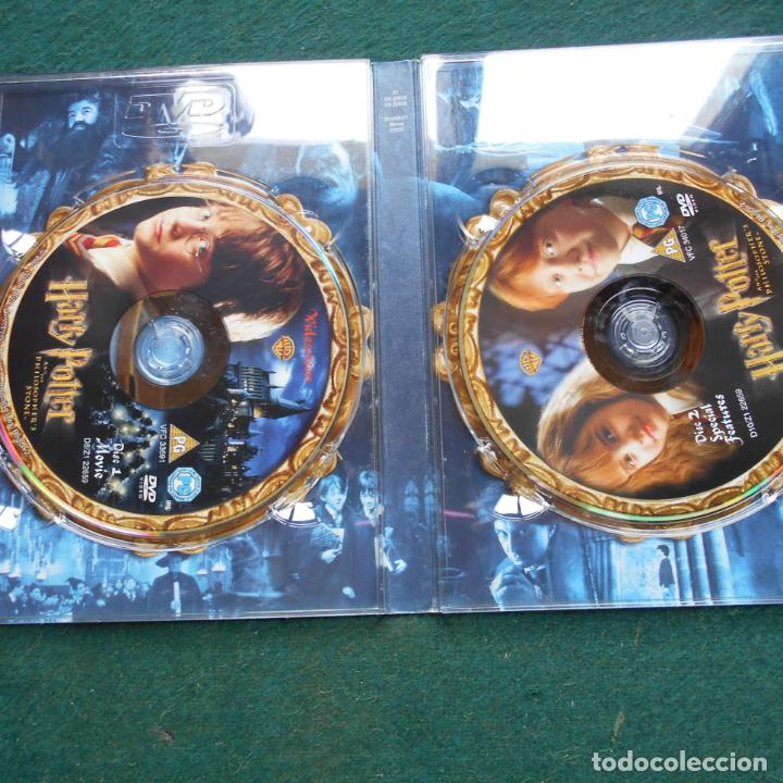 Cine: HARRY POTTER EN INGLES DOS DISCOS - Foto 3 - 245886065