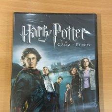 Cine: DVD HARRY POTTER Y EL CÁLIZ DE FUEGO (2005). PRECINTADO. Lote 246013965