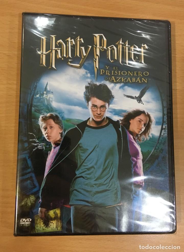 DVD HARRY POTTER Y EL PRISIONERO DE AZKABÁN (2004). PRECINTADO (Cine - Películas - DVD)