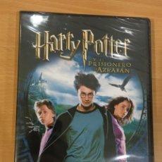 Cine: DVD HARRY POTTER Y EL PRISIONERO DE AZKABÁN (2004). PRECINTADO. Lote 246014130