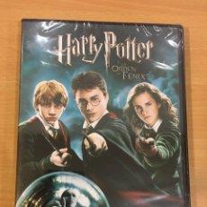 Cine: DVD HARRY POTTER Y LA ORDEN DEL FÉNIX (2007). PRECINTADO. Lote 246014580
