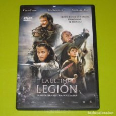 Cine: DVD.- LA ULTIMA LEGION - COLIN FIRTH - BEN KINGSLEY. Lote 246020045