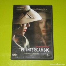 Cine: DVD.- EL INTERCAMBIO - ANGELINA JOLIE - CLINT EASTWOOD. Lote 246020680