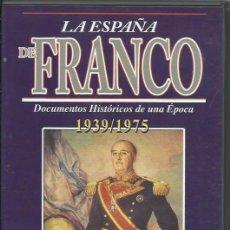 Cine: LA ESPAÑA DE FRANCO. Lote 246055460