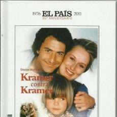 Cine: KRAMER CONTRA KRAMER DVD + LIBRO. Lote 246059965