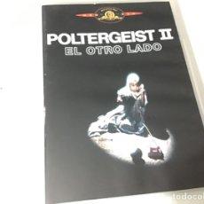 Cinéma: POLTERGEIST 2. Lote 246189120