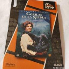Cine: CTN2242 GORILAS EN LA NIEBLA DVD EDICION CARTON SEGUNDAMANO. Lote 246229005