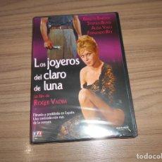 Cine: LOS JOYEROS DEL CLARO DE LUNA EDICION ESPECIAL DVD + ESTRAX BRIGGITE BARDOT NUEVA PRECINTADA. Lote 246272610