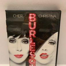 Cinema: S387 BURLESQUE DVD COMO NUEVO. Lote 246458280
