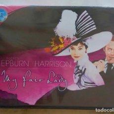 Cine: MY FAIR LADY. AUDREY HEPBURN. REX HARRISON. DVD AUN PRECINTADO. Lote 246490480