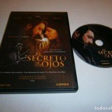 Cinéma: EL SECRETO DE SUS OJOS DVD RICARDO DARIN SOLEDAD VILLAMIL JUAN JOSE CAMPANELLA. Lote 246556640