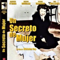 Cinema: UN SECRETO DE MUJER. MAUREEN O´HARA. CINE NEGRO SE PUEDE RECOGER EN MURCIA. Lote 247163510
