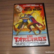 Cine: LOS TARTAROS DVD ORSON WELLES VICTOR MATURE NUEVA PRECINTADA. Lote 293977443