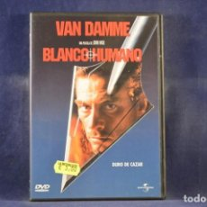 Cinema: BLANCO HUMANO - DVD. Lote 248584875