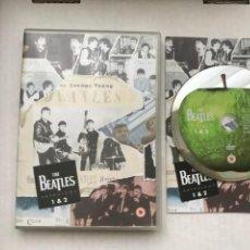 Cinéma: THE BEATLES ANTHOLOGY 1 & 2 PELICULA DVD KREATEN. Lote 248701765