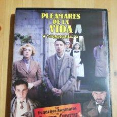 Cine: PLEAMARES DE LA VIDA (LOS PEQUEÑOS ASESINATOS DE AGATHA CHRISTIE) DVD. Lote 248836025