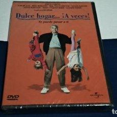 Cine: DVD ( DULCE HOGAR ... ¡ A VECES ! - RON HOWARD - STEVE MARTIN ) UNIVERSAL - NUEVA PRECINTADA. Lote 249395520