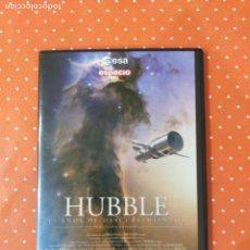 Cine: 1 DVD DE DOCUMENTAL SOBRE EL TELESCOPIO ESPACIAL HUBBLE.. Lote 249563825