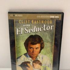 Cinema: DVS57 EL SEDUCTOR - DVD TAPA FINA SEGUNDA MANO. Lote 250338155