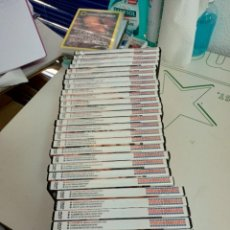 Cine: X DVD LOTE 29 MITOS DEL CINE (CADA DVD INCLUYE 3 PELICULAS CLASICAS)(VER FOTOS). Lote 251162325