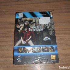 Cine: EL EXTRAÑO CASO DEL DOCTOR FAUSTO EDICION ESPECIAL 2 DVD GONZALO SUAREZ NUEVA PRECINTADA. Lote 262480885