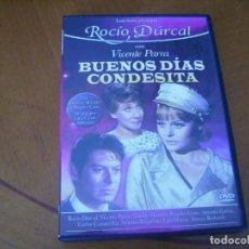 Cine: BUENOS DIAS CONDESITA / ROCIO DURCAL - VICENTE PARRA - DVD. Lote 251250025