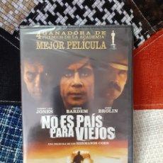 Cine: DVD NO ES PAÍS PARA VIEJOS (PRECINTADO). Lote 251980850