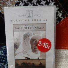 Cine: DVD LAWRENCE DE ARABIA (PRECINTADO). Lote 251981600