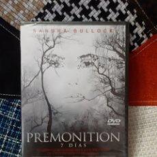 Cine: DVD PREMONITION (PRECINTADO). Lote 251982060